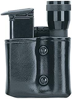Gould & Goodrich B860-4 Flashlight & Magazine Case Combo, Black