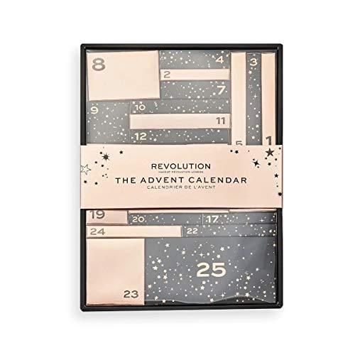 Makeup Revolution - Adventskalender 2020 - Advent Calendar