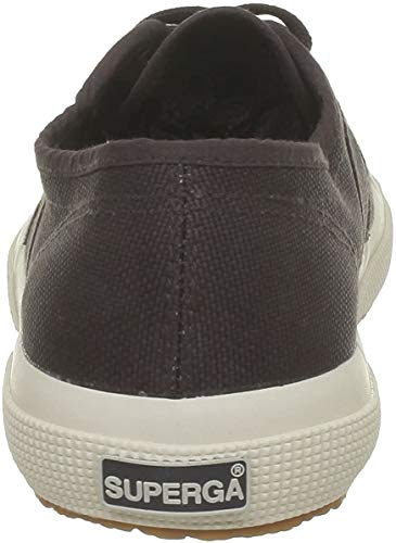 Superga Superga 2750-Cotu Classic, Unisex-Erwachsene Low-Top Sneaker,Braun (K51 Dark Chocolate),35EU