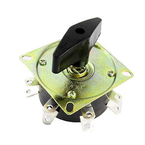X-Dr 380V 25A 2 Pole 16 Pins Kombinationswechselschalter für Schweißgerät (d525737d4da78f01f56a402c020bca7a)