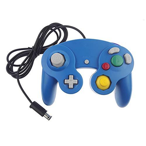 Mando de juego para Nintendo GC y Wii U, Joystick Clásico NGC (7 tipos de color)