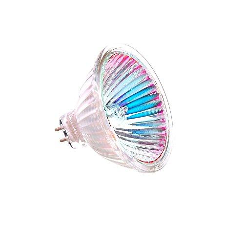 Preisvergleich Produktbild Kaltlichtspiegellampe Decostar Aluminium,  12V AC / DC,  GU5.3 / MR16,  20 W EEK: B