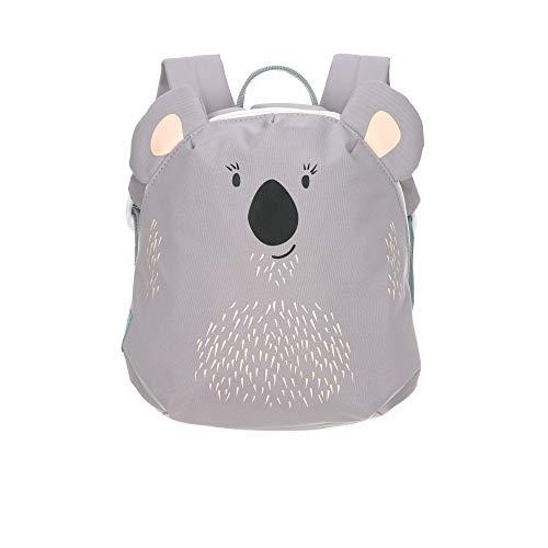 LÄSSIG About Friends Tiny Backpack Mochila infantil pequeña para el jardín de infancia con correa para el pecho a partir de 2 años, 24 cm, 3,5 L, Koala
