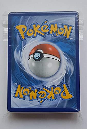 Générique Pokemon Lot de 50 Cartes Pokémon francaises sans Doubles + 3 Cartes Brillantes Cadeau !