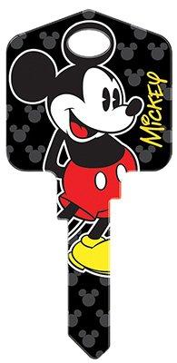 Winnie The Pooh Kwikset KW1//KW10 House Key Blank