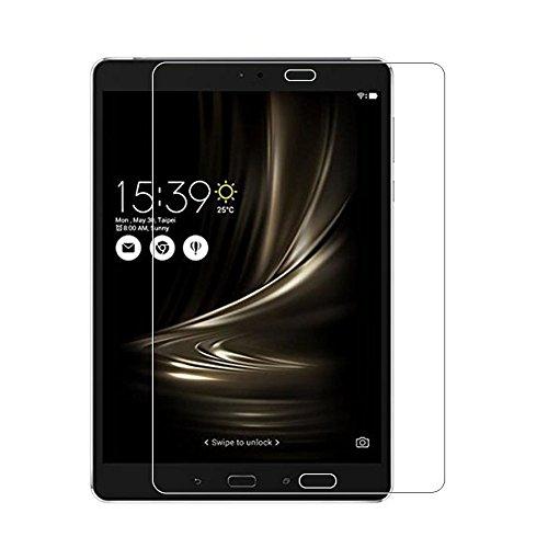 """Zshion für ASUS ZenPad 3S 10 Z500M schutzfolie, Volle Abdeckung aus gehärtetem Glas für ASUS ZenPad 3S 9.7 """"Tablet mit Anti-Fingerprint Crystal Clear (2 Stück)"""
