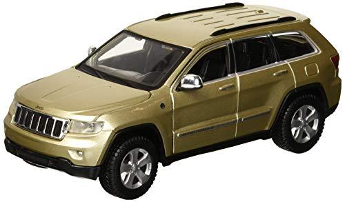 Maisto - Jeep Grand Cherokee Laredo Gold (31205GD)