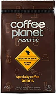 Coffee Planet African Blend Specialty Coffee Beans - 250 gm