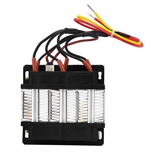 Calentador de aire de cerámica de tipo conductor estándar ampliamente utilizado 220V 200W Elemento calefactor de aire para instrumento calefactor para aparatos de aire acondicionado