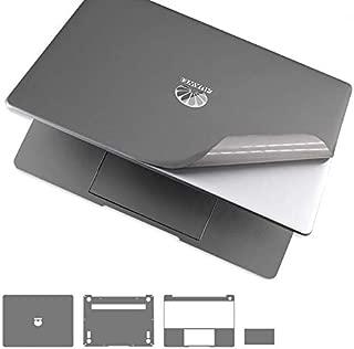 【M&Y】 Huawei MateBook 13 フィルム 保護フィルムキット 本体/背面/パッド保護一式 プロテクターフィルムステッカー MateBook 13 2019モデル フィルムステッカー MY-MB13-FILM-90322 (ライトグレー)