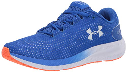 Under Armour Herren UA Charged Pursuit 2 Laufschuhe, Blau (Versa Blue/White/White (400) 400), 44 EU