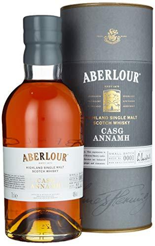 Aberlour CASG ANNAMH Small Batch mit Geschenkverpackung (1 x 0.7 l)