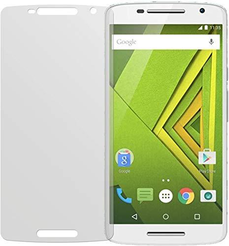 dipos I 6X Schutzfolie matt kompatibel mit Motorola Moto X Style Folie Bildschirmschutzfolie