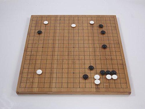 Spiel Bambusbrett 19x19