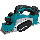 Makita XPK01Z 18V LXT Lithium-Ion Cordless 3-1/4-Inch Planer, Tool Only
