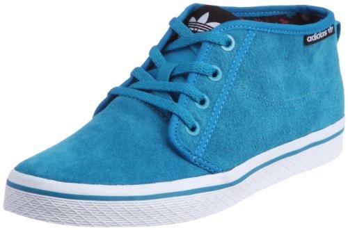 adidas Originals HONEY DESERT W G51064, Damen Sneaker, Blau (SHARP BLUE F11 / SHARP BLUE F11 / BLACK 11), EU 42 2/3 (UK 8.5)