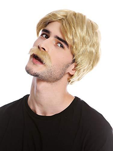 comprar pelucas hombre rubio por internet