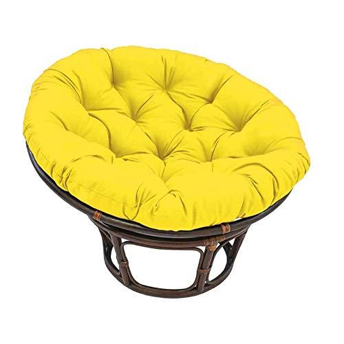 N/Z Tägliche Ausrüstung Verdicken Sie das Patio-Stuhlkissen. Überfüllte hängende Stuhlpolster.