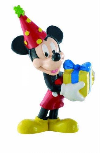 Bullyland 15338 - Spielfigur - Walt Disney Mickey Celebration, ca. 7 cm