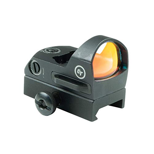Crimson Trace CTS-1300 Compact Open Reflex Sight with LED...