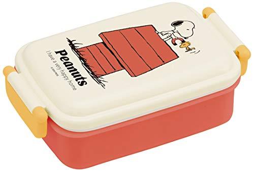 スケーター 子供用 Ag+ 抗菌 ふわっと盛れる 弁当箱 450ml ピーナッツ レトロ スヌーピー 日本製 RBF3ANAG-A
