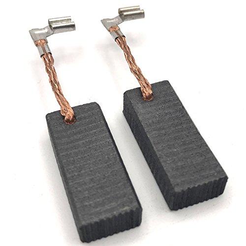 Spazzole di carbone carbonio per Makita 194160–9CB 350sostituisce bohrhammer hr3210C/hr3210fct/hr3541fc/hr4010C/hr4011C