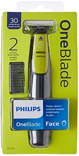 Aparador Philips One Blade Qp2510/10, Philips, QP251010, Verde