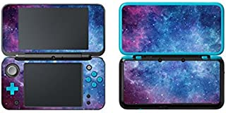UUShop Protective Vinyl Skin Sticker Cover Wrap for New Nintendo 2DS XL/LL (Galaxy Nebula New)