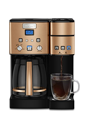 Cuisinart SS-15CP Coffeemaker, 12 Cup, Copper