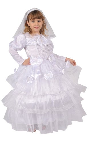 Dress Up America Petite princesse exquise robe de mariée