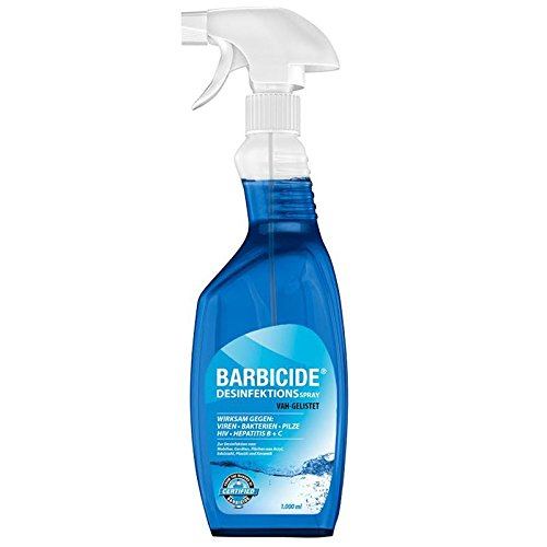 Barbicide Desinfektionsspray Mit Duft 1000 ml