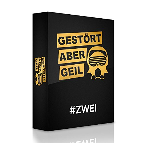 Gestört aber GeiL - #Zwei (Deluxe Limited Box inkl. 2CD-Set, Festival Fahne & Goldsticker)