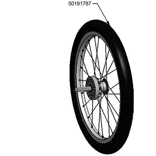 Thule Reifen Carros Chinook 45,7 cm (18 Zoll) Zubehör für Outdoor, Erwachsene, Unisex, Mehrfarbig (Mehrfarbig)