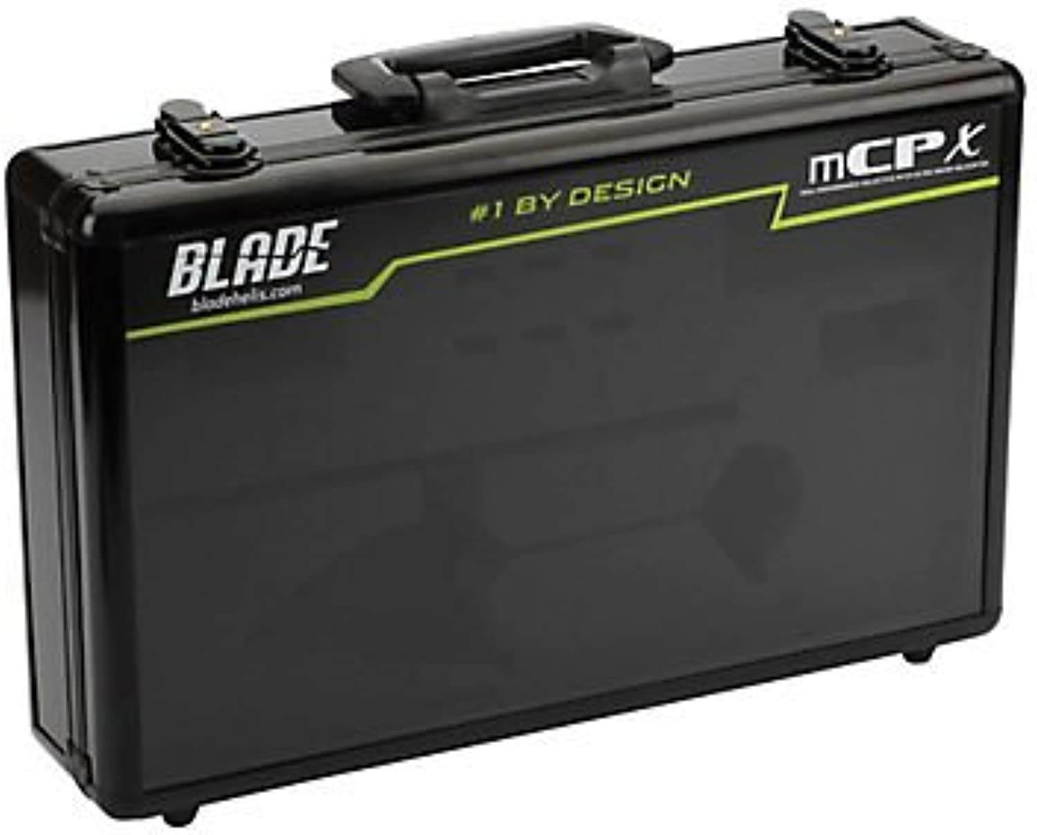 Blade mCP X Carry Case with Display Window
