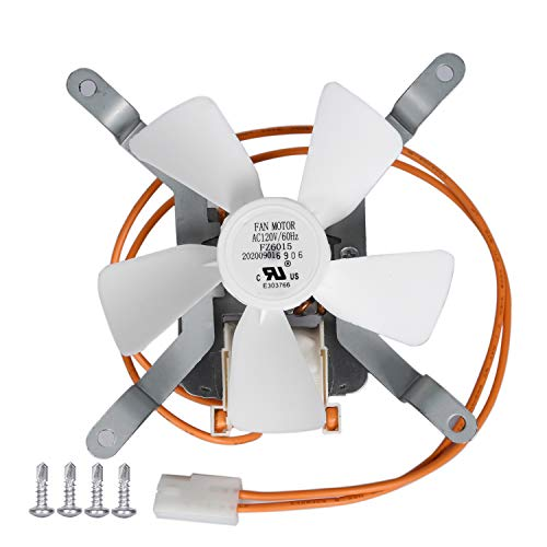 GasSaf Induction Fan Replacement for All Pit Boss, Traeger, Camp Chef Wood Pellet Grill Parts, Smoker Fan