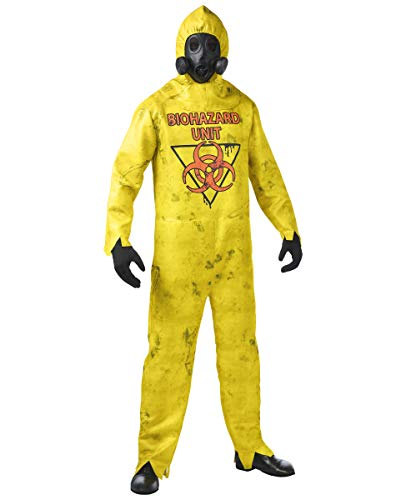Spirit Halloween Adult Hazmat Suit Costume - XL