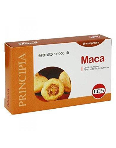 MACA - ESTRATTO SECCO TITOLATO 60 COMPRESSE