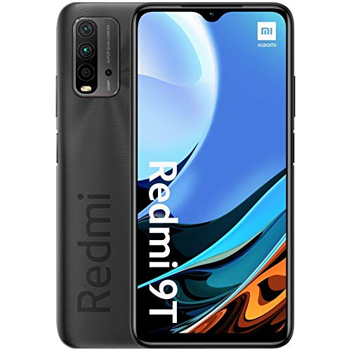 Xiaomi Redmi 9T 4G LTE GSM Volte Factory Unlocked 64GB / 4GB Ram Quad Camera 48MP Global (At Mississippi
