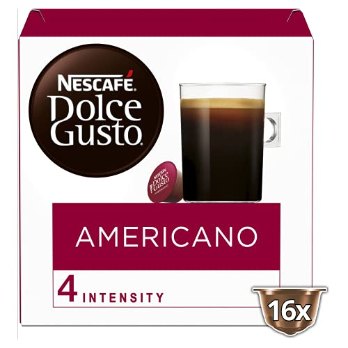 DOLCE GUSTO PACK16 AMERICANO