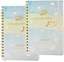 May You Know Joy : Seeds of Intention Spiral Mindfulness Journal : The Best Daily Journal..