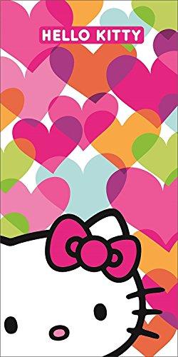 Hello Kitty Badetuch Strandtuch 75 x 150 cm