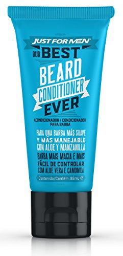 Just For Men Acondicionador Barba, Deja La Barba Más Suave Y Manejable Con Aloe Y Manzanilla