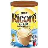 Nestlé Ricoré au Lait - Substitut de Café - Boîte de 400 g