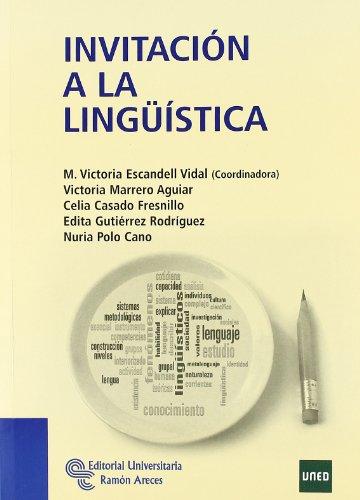 Invitación a La Lingüística (Manuales)
