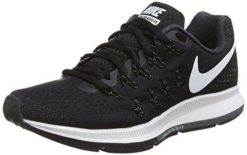 Nike Air Zoom Pegasus 33 Black/Cool Grey/Wolf Grey/White Women's Running Shoes