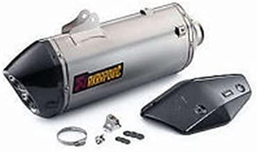 KTM 1190 Adventure Akrapovic Exhaust