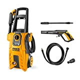 INGCO Car and Home Pressure Washer, 1800W, 140Bar, Total Stop System, 360L/h, Corded