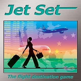 Wattsalpoag LLC Jet Set Board Game