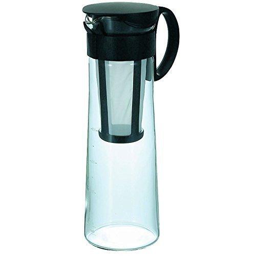 Hario MCPN-14B Mizudashi Cold Brew Coffee Pot, 1000 ml, Black