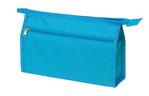 Out Bag Night and Day Wash Bag Turquoise